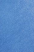 Постер, плакат: Синий плюшевые турецкая баня полотенце макрос фон крупным планом