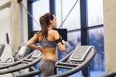 image of treadmill  - sport - JPG