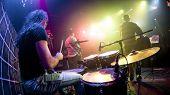 pic of drum-kit  - Drummer  - JPG