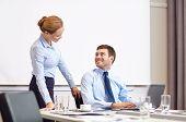 image of secretary  - business - JPG