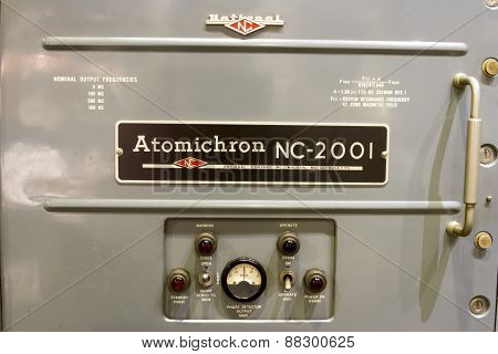 Atomichron Atomic Clock