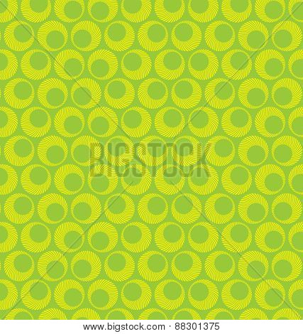 Vector napkin background with elements