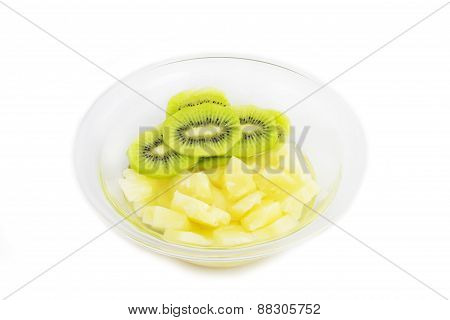 Compote Of Pineapple