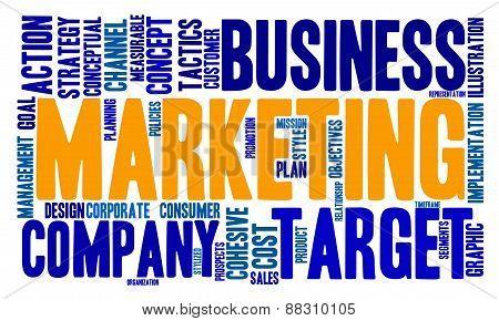 Marketing Word Cloud