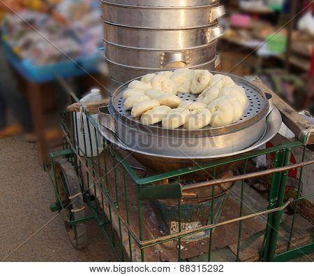 Steamed Hombow Dim Sum