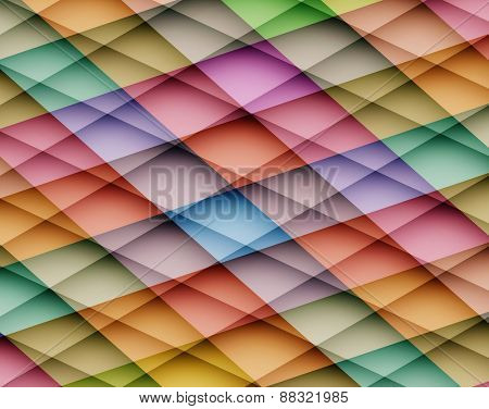 Abstract colorful vector background. Vector illustration