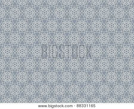 Background with arabian pattern