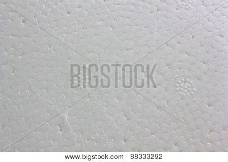 The Surface Of The Foam