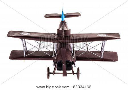 Metal Plane Model