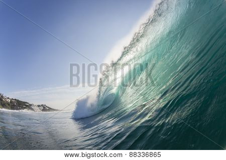 Wave Water Power