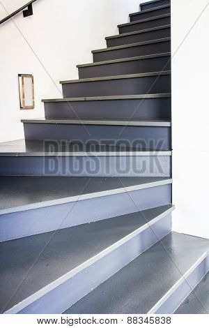 Interior  Wood Stairs