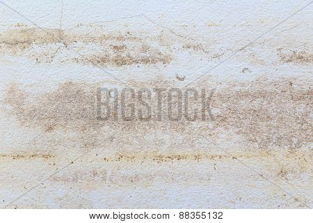 Water Stains On Walls