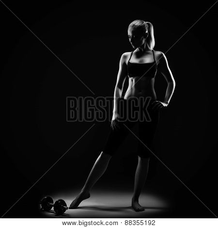 Woman's Fit Silhouette