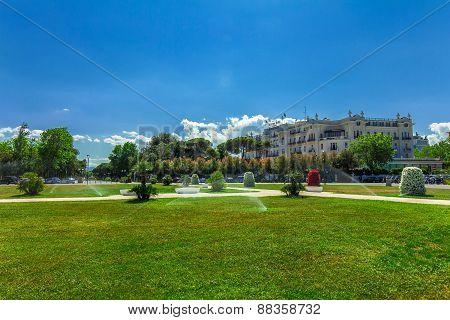 Grand Hotel, Rimini, Italy