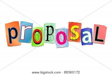 Proposal Concept.