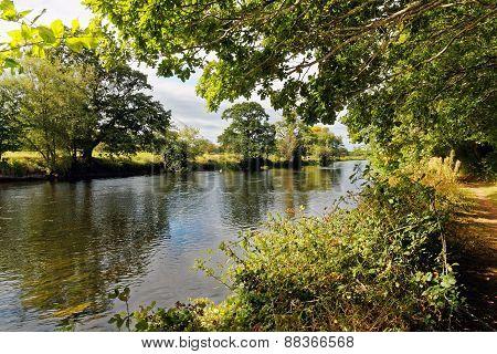 Kilsheelan.river Suir