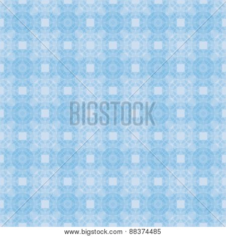 Abstract Geometric Background With Circles.