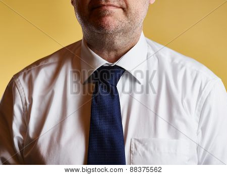 Man And Tie