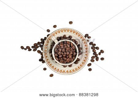 The Coffee Bean Cup