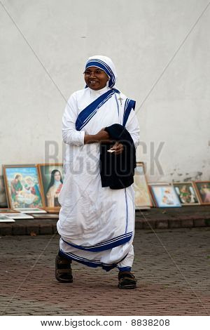 Sister Of Missionaries Of Charity
