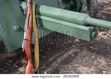 Soviet World War Ii Weapon