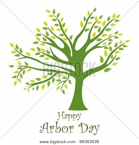 Happy Arbor Day