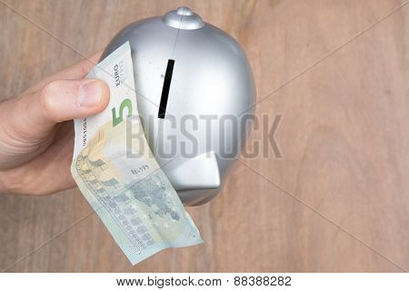 Buisness, Banking And Savings Concept