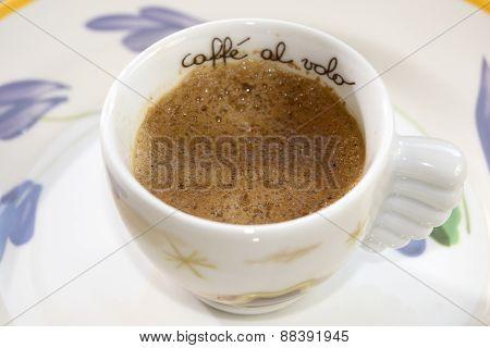 Short Espresso Coffe