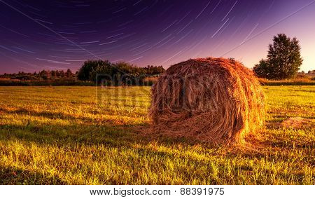 Haystack And Stars