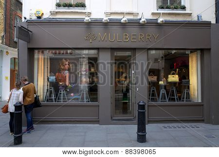 Mulberry Fashion Store
