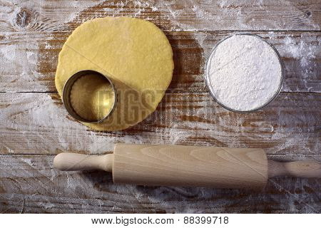 Ingredients For Making Pastry