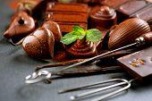image of vanilla  - Chocolates - JPG