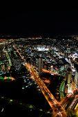 pic of minato  - Night View of Minato Mirai 21 in Yokohama - JPG