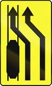 picture of railroad-sign  - Polish warning sign - JPG