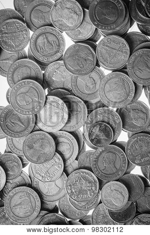 Silver coins of Thailand
