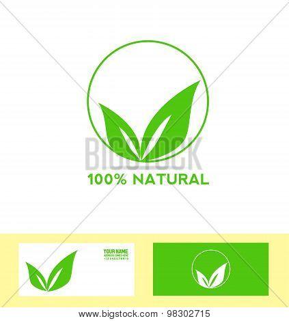 Natural Product Bio Eco Vegan