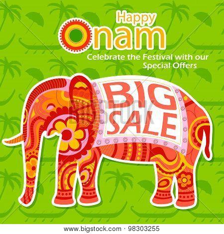 Happy Onam Big Sale