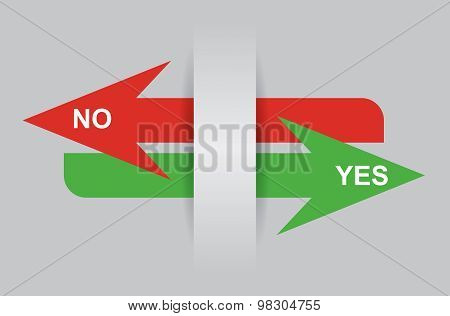 Communication Concept With Arrows
