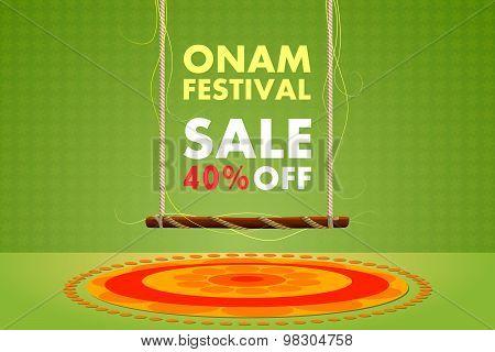 Happy Onam festival sale