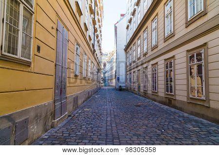 Blutgasse Street Vienna