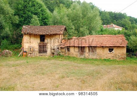 Old Macedonian Village House