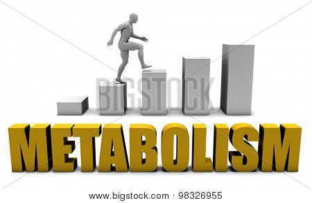 Increase Your Metabolism  or Business Process as Concept