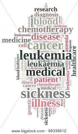Leukemia.