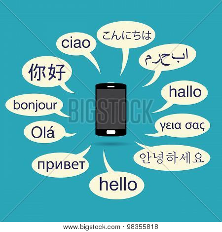 Multilingual Phone