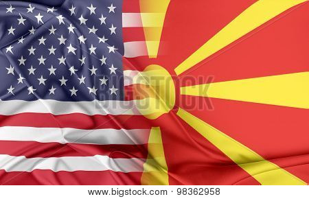 USA and Macedonia