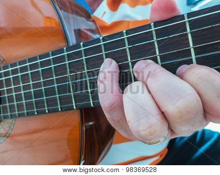 Guitar Player Detail