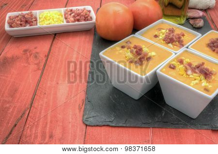 Salmorejo Tapas Horizontal Left Down