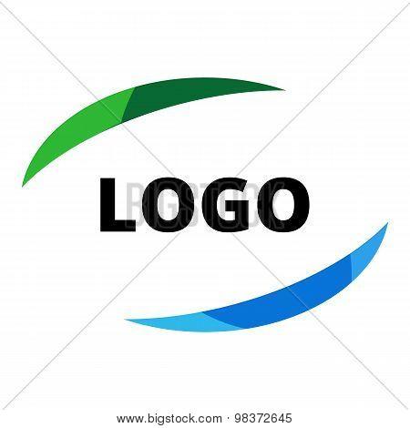 Eye vector logo