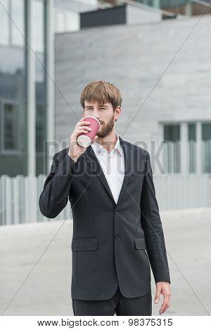Sip Of Coffee