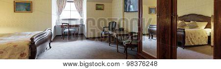 Big Hotel Room